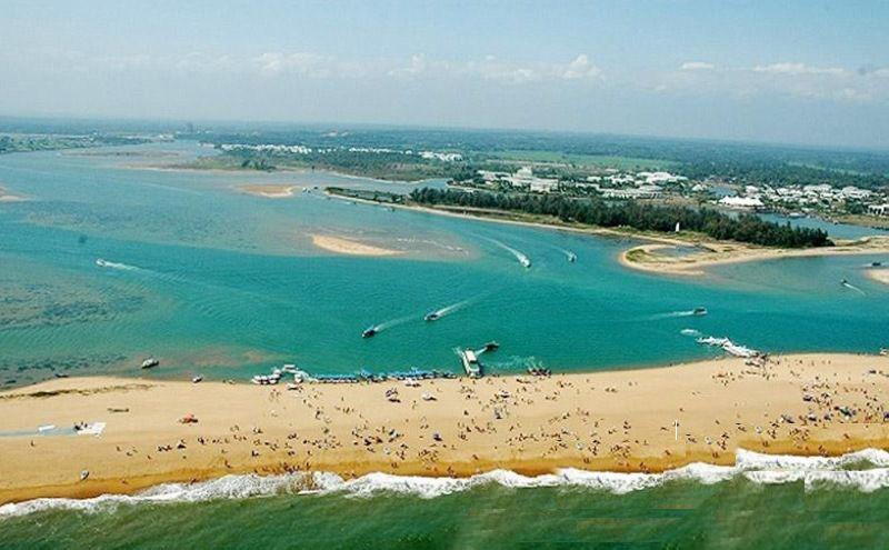 海南·金湾周边--博鳌玉带滩