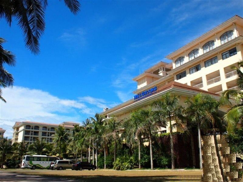 海南·金湾周边--博鳌玉带湾酒店