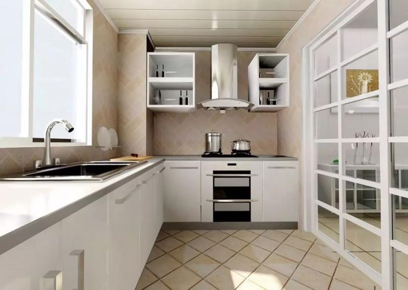 装修厨房1