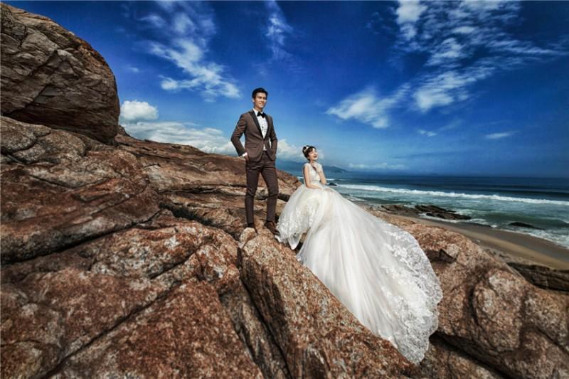 唯一视觉婚纱摄影基地:
