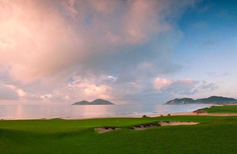 神州半岛实景图2