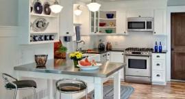小户型厨房装修,50条装修体验送给您