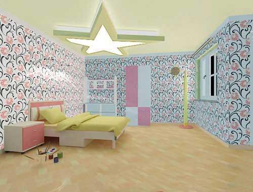 儿童房装修3